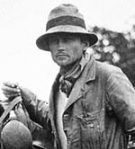 Hiram Bingham, Peru, 1911 (Source: Web)